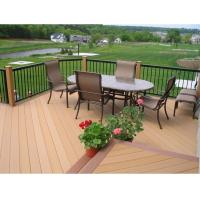 Buy cheap Factory direct wpc decking/pvc wpc flooring product