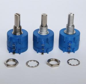 Buy cheap Potenciômetro da Multi-volta da Fio-ferida da precisão de Sichuan WXD 3590S product