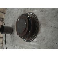 Buy cheap Silver Paint Vacummize Plate Industrial Drying Machine With Heat Transfer Oil product