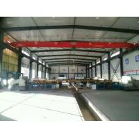 China 5 ton 10ton 15 ton Single Girder Overhead Crane, Single Beam Bridge Crane on sale