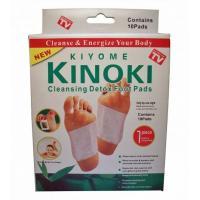 China kinoki detox foot patch wholesale