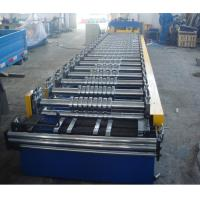 Buy cheap 5.5KW Roll Forming Machine For Colored Roof Panel PPGI GI product