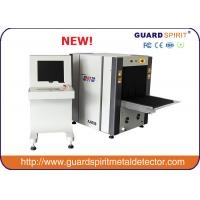 Buy cheap Conveyor Security X Ray Inspection System , Luggage Scanner X Ray Machines At Airports product