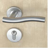 Buy cheap Entrance ANSI Bakue / OEM 5050 Mortise Door Lock With 3 Same Brass Keys product