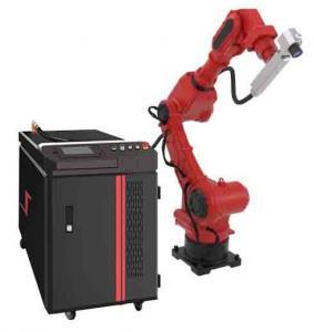 Buy cheap Reprogrammable Robotic 1000W 1064nm Fiber Laser Welder product