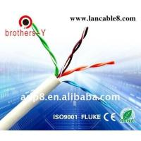 Buy cheap cat5 ftp Lan cable pass Fluke Test product