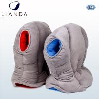 China Multi Functional Power Nap Head Pillow With Comfortable Cover , Color Customized wholesale