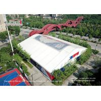 Buy cheap Movable 40x40m Big Dome Sport Event Tents For Basketball Court product