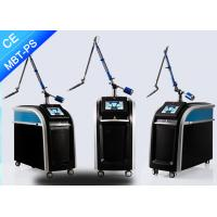 Buy cheap 755nm 1064nm 532nm Picosecond Q Switch ND YAG Laser for Tattoo Removal and Pigment Removal product