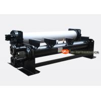 Buy cheap Straight Shell And Tube Heat Exchanger , Stainless Steel Evaporator For Light Industry product