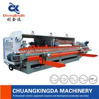 China Ceramic Tiles Polishing Machine Round Edge Grooving Polishing Edge Trimming Machine on sale