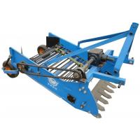 China Farm Use 4U-2 Light Duty Potato Harvester/Garlic Harvester on sale