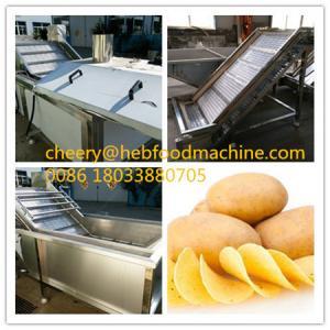Buy cheap máquina fresca barata de las patatas fritas de la fábrica product