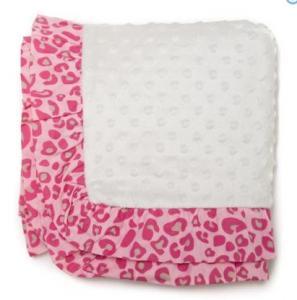 China short plush baby blanket wholesale on sale