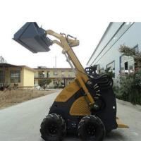 China ZSZG skid steer small loader mini skid steer loader for sale on sale