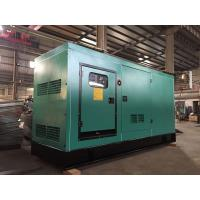Buy cheap Standby Power Generator 188 KVA , 50Hz / 60Hz Silent Type Diesel Generator product