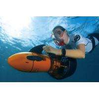Underwater Handheld Propeller Sea Scooter With Metal Gears For Kids / Adults