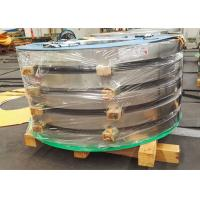 Buy cheap Precision Cold Rolled Stainless Steel Strip 0.05mm - 1.2mm Thickness product