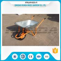 Buy cheap 4.5CBF Heavy Duty Wheelbarrow Wb6414K, 85L Capacity Yard Garden Cart Various Size product