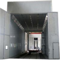Buy cheap Dust Cleaning Sand Blasting Room Abrasive Blast Cabinet Customized Power product