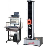 Buy cheap 500N Tensile Testing Equipment Single Column For Test Institutes And Training Centers product