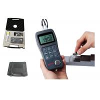 China High Durability Ultrasonic Thickness Measurement Equipment With Data Store on sale