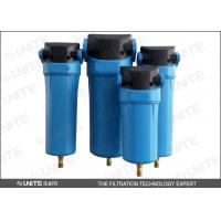 Quality Energy Save Compressor air filter with Aluminium die casting cap for sale