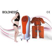 Buy cheap Professional Pressotherapy lymphatic Drainage Machine , Cellulite Reduction Machine 110V 60HZ product