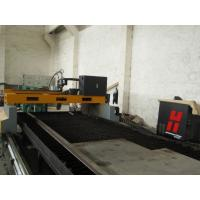 Buy cheap CNC Plasma Cutting Machines , Metal Pipe Cutting Machine Φ 60 - Φ 600 mm product