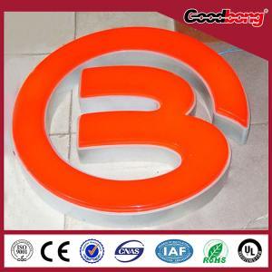 Buy cheap arcylic 3d led waterproof anti-wind lighting advertising light box product