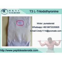 Buy cheap Healthy Effective Raw Hormone White Powder L-Triiodothyronine T3 For Weight Loss product