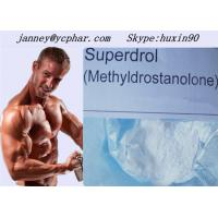 Buy cheap 99% High Purity Oral Anabolic Steroid Powder Methyldrostanolone for Muscle Building product