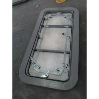 Buy cheap Marine Steel Ship Weathertight Door Single Handle Quick Opening Marine Doors product