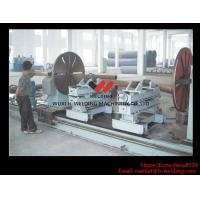 Buy cheap Hydraulic Double Column Rotary Welding Table , Tank Turning Table for Welding Line Machinery product