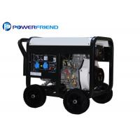 Buy cheap 6 Kva Open Type Small Silent Diesel Generator Portable Low Fuel Consumption product