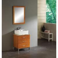 Buy cheap Small Vanity Unit in Oak (A-M008) product