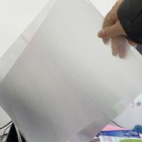 Buy cheap UV offset printing lenticular material 100LPI pet lenticular lens sheet 3D Lenticular PET/APET Material Sheet product