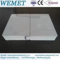 Buy cheap PIR/PU, Rock wool, Glass wool clean room panel for Medical, Electrical industry from wholesalers