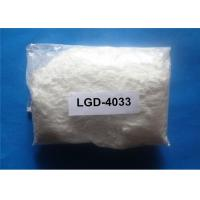 Buy cheap Body Supplements Sarms Steroids LGD 4033 Ligandrol 1165910-22-4 Androgen Receptor Powder product