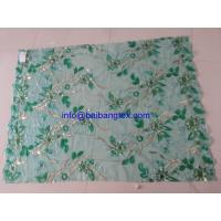 China Embroidery Lace fabric wedding fashion high quality for brand garments lace fashion on sale