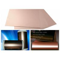 Buy cheap Double Sided polyimide fccl Copper Clad Laminate rolls for Circuit board product
