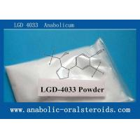 Buy cheap LGD-4033 / Anabolicum Sarms Raw Powder Ligandrol Lgd-4033 for Bulking and Cutting product