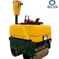 Buy cheap 0.6 Ton - 0.7Ton Vibratory Road Roller Small Two Drum Road Roller product