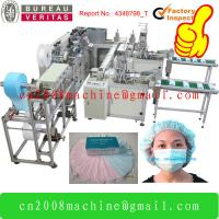 Buy cheap Disposable Mouth Covers Face Mask Making Machine Safty Health product