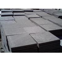 Buy cheap Black Granite Step Treads For Stair Step Polished / Other Finish Surface product
