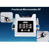 China Portable Therma Microneedle Fractional RF Acne Scar Removal Facelift Machine wholesale
