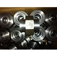 China Steel Pipe Unions Duplex Stainless Steel Pipe Fittings S32750 2507 A182 F53 MSS SP83 3000# on sale