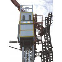 Buy cheap Electric Rack And Pinion Hoists CH3200 Painted With Llifting Height 250m product
