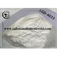 Buy cheap SARMs White Powder  LGD-4033/Ligandrol for Increasing Muscle Mass product