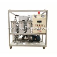 Buy cheap Fr3 Transformer Oil Fluids Filtration Plant, Dielectric Insulation Silicon Oil Purification machine, ENVIRO purifier product